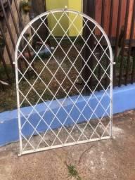 Grades ferro maciço para janelas