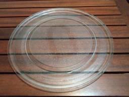 Título do anúncio: Prato micro-ondas com 36 cm