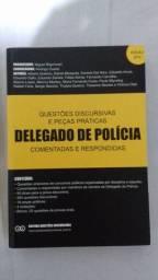 Questões discursivas e peças práticas delegado de polícia
