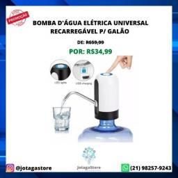 Título do anúncio: *Promoção* Bomba D'água Elétrica para Galão