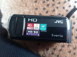 Título do anúncio: Câmera JVC everio