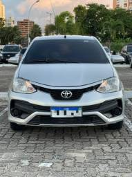 Etios Sedan 1.5  Mec 2018