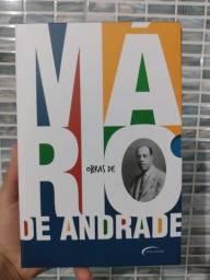 Livros - Box Mário de Andrade (NovoSéculo) + Post-It de brinde