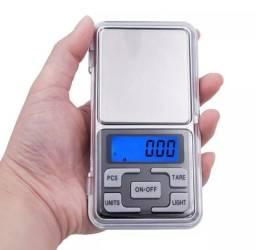 Balança digital precisão 0.01gr até 200gr ENTREGA GRATIS