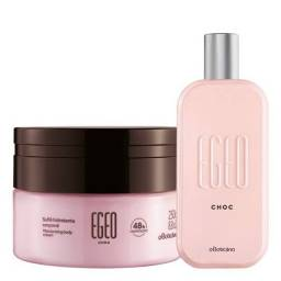 Título do anúncio: Suflê Hidratante e Colônia Desodorante Egeo Choc