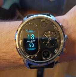 Título do anúncio: Relógio Masculino Esportivo Smartwatch T3 Pro Novo
