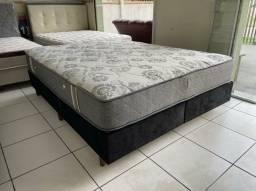 cama box queen size - entrego