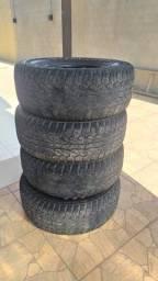 4 pneus P265/65R17 110T
