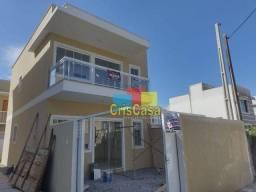 Casa com 3 dormitórios à venda, 90 m² por R$ 350.000,00 - Ouro Verde - Rio das Ostras/RJ