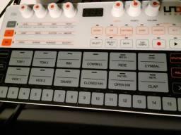 Título do anúncio: IK Multimedia UNO Drum - Drum Machine Bateria Eletronica