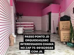 PASSO O PONTO 40 Mts 2  R$15 Mil aluguel R$1000,  av principal