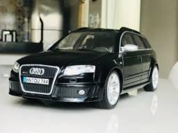 Carrinho controle remoto RS4 Audi