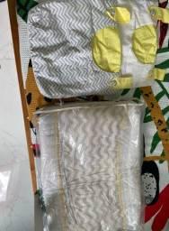 Título do anúncio: Porta fralda e trocador para comoda