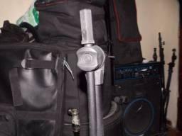 Pedestal Microfone ASK
