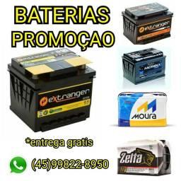Bateria em promoçao