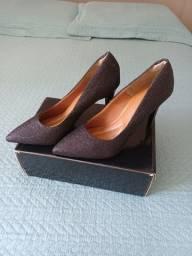 Lindo sapato preto