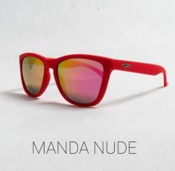 Óculos de sol - Modelo Manda Nude