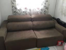 Sofa retrátil no estado
