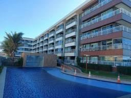 Apartamento condominio fechado, nascente, estilo pé de areia - área de lazer moderníssima