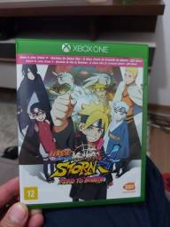 Jogo Naruto Ultimate Ninja Storm 4 xbox one