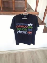 Camisa da Ondas e Trilhas (tamanho M)