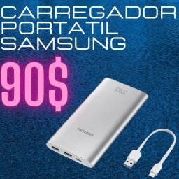 Bateria Portatil Samsung 10000 Com NF