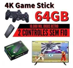 Título do anúncio: Video game stick retro
