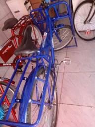 Bicicleta carga com nota fisca