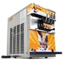 Máquina de sorvete expresso, açai de frozen yogurt com conservação noturna 825T-P Sorvetec