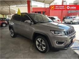 Título do anúncio: Jeep compass limited flex 4x2 2018 automatica