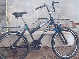 Título do anúncio: Bicicleta semi-nova aro 24