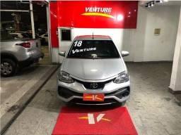 Título do anúncio: Etios Sedan xs 1.5