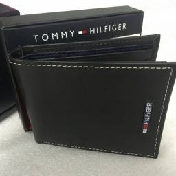 Carteira Tommy Hilfiger Style Black NS 31HP220032