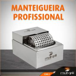 Manteigueira Profissional  -   Mult-Grill Express do Brasil®?