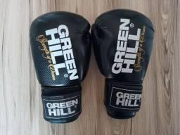 Luvas de boxe Green Hill 14.Oz