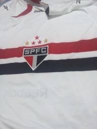 Camisa SPFC 4G Rebook