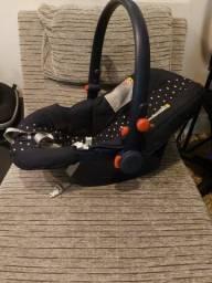Título do anúncio: Cadeirinhas para bebê 2 preta e azul 150R$ cada