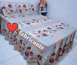 Título do anúncio: Lindas colchas de cama.