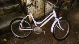Bicicleta monark retrô barata 100reais pra sair rápido