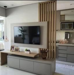 Painel de TV sob medida - Preço justo e qualidade!!!