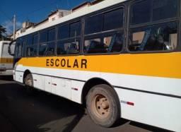 Ônibus caio foz 2007