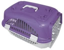 Caixa De Transporte Zooplast para caes e gatos