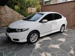 Honda City LX 1.5 Flex 2012 / 2013 ? Apenas 25.000 Km - 2013