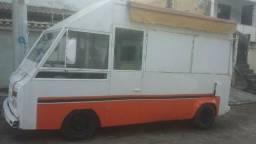 Micro Bus Food truck - 1984