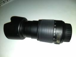 Lente Nikon AFS DX 55-200mm F/4-5.6g