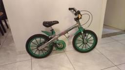 Bicicleta Hulk