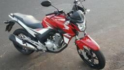 Twister 250 2017 com apenas 13 mil km - troco moto menor valor - 2016