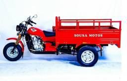 Triciclo Cargo 150cc Sousa-AM - 2019