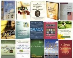 Bíblias e livros novos