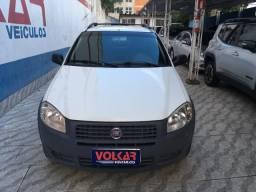 Strada working 1.4 cab estendida 2013 - 2013